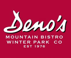 Quaint Stays. Winter Park, CO Guidebook. Deno's Mountain Bistro.