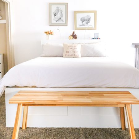 Quaint Winter Park Vacation Rental with Tuft and Needle queen mattress